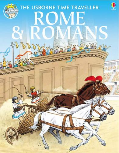 Rome and Romans - Time Travellers (Paperback)