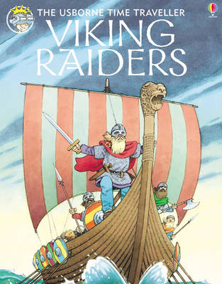 Viking Raiders - Usborne Time Traveller S. (Paperback)