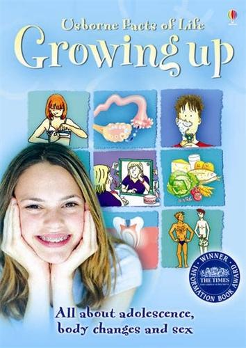 Growing Up - Facts of Life (Paperback)