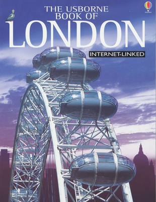 Book Of London - Internet Linked (Paperback)