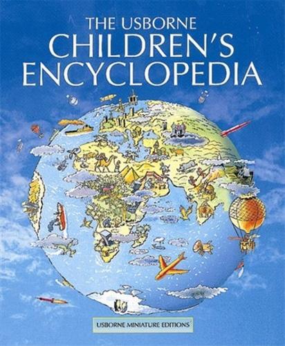 Mini Children's Encyclopedia (Hardback)