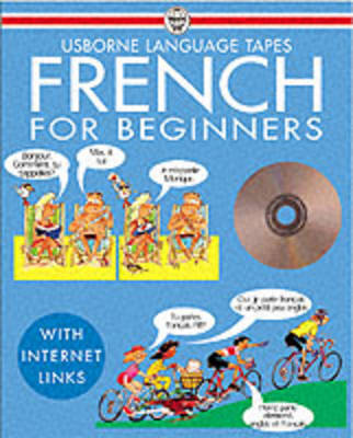 French For Beginners - Internet Linked with Audio CD (CD-Audio)