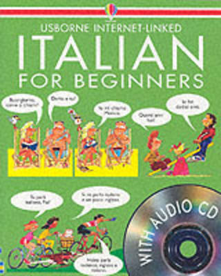 Italian For Beginners - Internet Linked with Audio CD (CD-Audio)