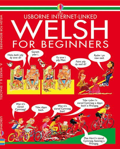 Welsh For Beginners - Internet Linked with Audio CD (Paperback)