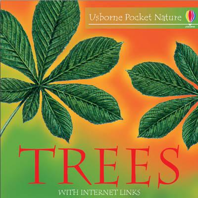 Trees - Usborne Nature Trail (Paperback)