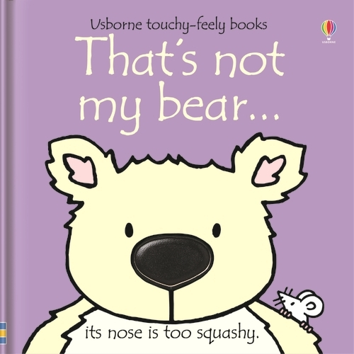 That's Not My Bear - That's Not My... (Board book)