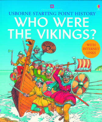 Who Were The Vikings? (Paperback)