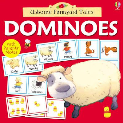 Dominoes - Farmyard Tales Board Games