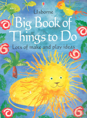 Big Book of Things to Do (Paperback)