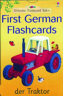 Flashcards German - Farmyard Tales