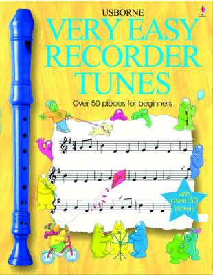 Very Easy Recorder Tunes (Paperback)