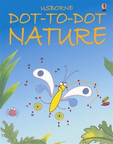 Dot to Dot Nature (Paperback)