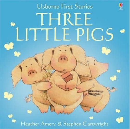 Three Little Pigs - First Stories (Paperback)