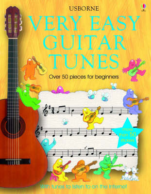 Very Easy Guitar Tunes (Paperback)