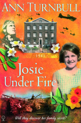 Josie Under Fire - Historical House (Paperback)