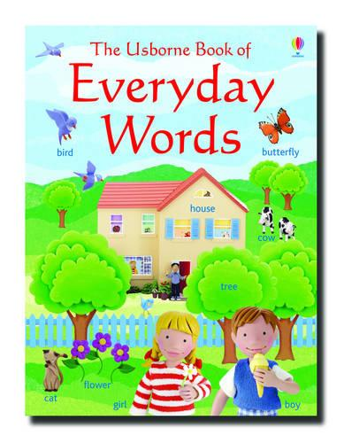 Everyday Words in English (Paperback)