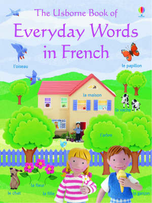 Everyday Words in French (Paperback)