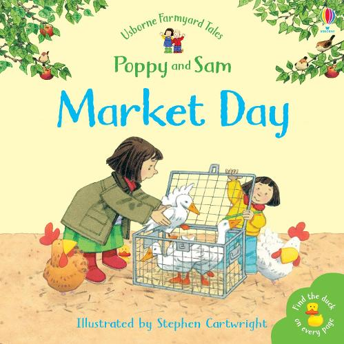 Market Day - Farmyard Tales Minibook Series (Paperback)