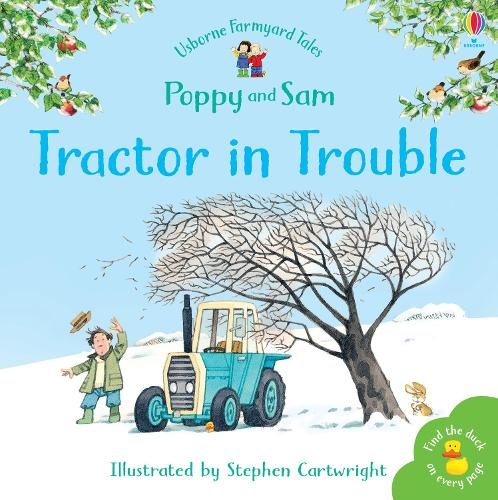 Tractor In Trouble - Farmyard Tales Minibook Series (Paperback)