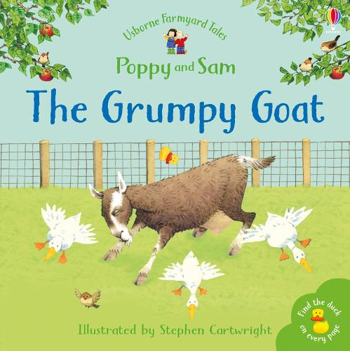 The Grumpy Goat - Farmyard Tales Minibook Series (Paperback)