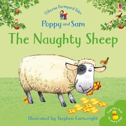 The Naughty Sheep - Farmyard Tales Minibook Series (Paperback)