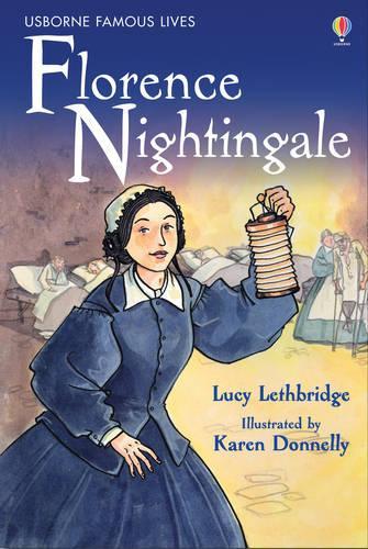 Florence Nightingale - 3.3 Young Reading Series Three (Purple) (Hardback)