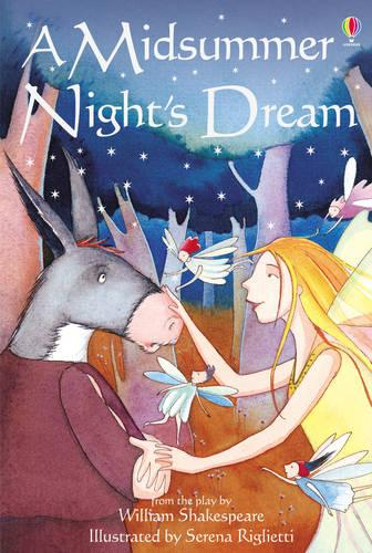 A Midsummer Night's Dream - 3.2 Young Reading Series Two (Blue) (Hardback)