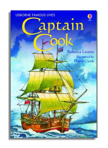Captain Cook - 3.3 Young Reading Series Three (Purple) (Hardback)