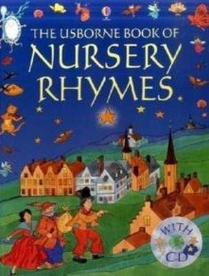 Nursery Rhymes plus CD (CD-Audio)
