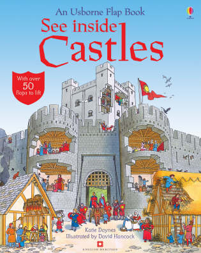 See Inside Castles - See Inside (Board book)
