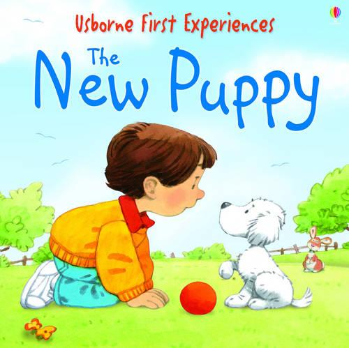 Usborne First Experiences The New Puppy - First Experiences (Paperback)