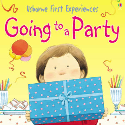 Going To A Party - First Experiences (Paperback)