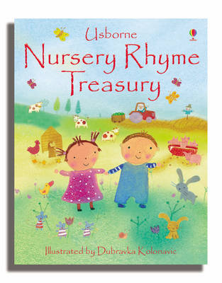 The Nursery Rhymes Treasury (Hardback)