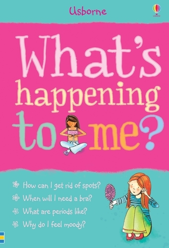 What's Happening To Me?: Girl - Facts Of Life (Paperback)