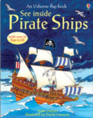 See Inside Pirate Ships - See Inside (Hardback)