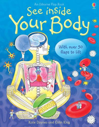 See Inside Your Body - See Inside (Board book)