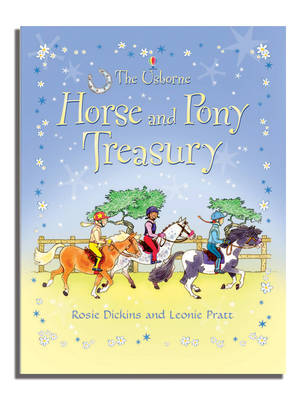 Horse And Pony Treasury (Hardback)