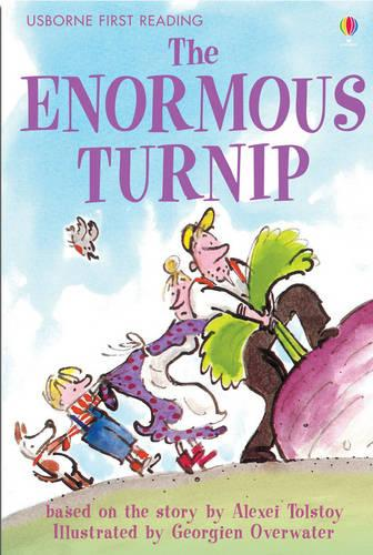 The Enormous Turnip - 2.3 First Reading Level Three (Red) (Hardback)