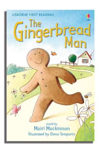The Gingerbread Man - 2.3 First Reading Level Three (Red) (Hardback)
