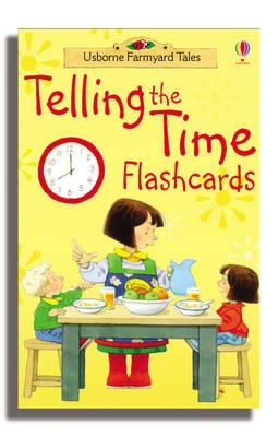 Farmyard Tales Telling The Time Flashcards - Farmyard Tales