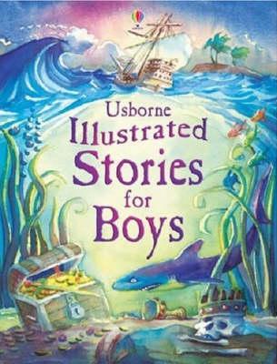 Illustrated Stories for Boys (Hardback)