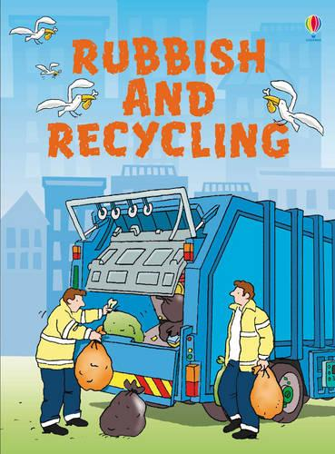 Rubbish and Recycling - Beginners Series (Hardback)