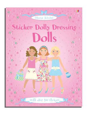 Sticker Dolly Dressing Dolls - Sticker Dolly Dressing (Paperback)