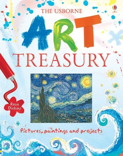 Art Treasury - Internet Linked (Hardback)