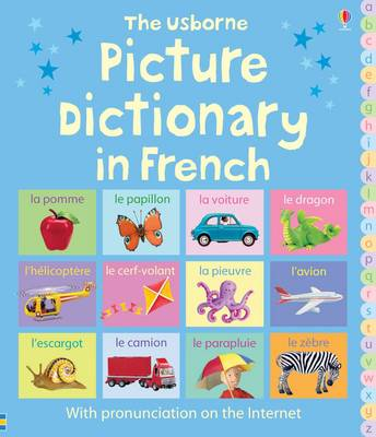 Picture Dictionary In French (Hardback)