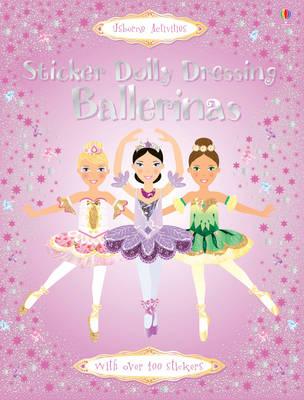 Sticker Dolly Dressing Ballerinas - Sticker Dolly Dressing (Paperback)