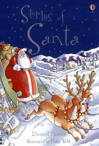 Stories Of Santa - 3.1 Young Reading Series One (Red) (Hardback)