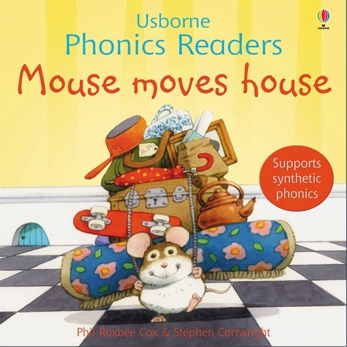 Mouse Moves House - Phonics Readers (Paperback)