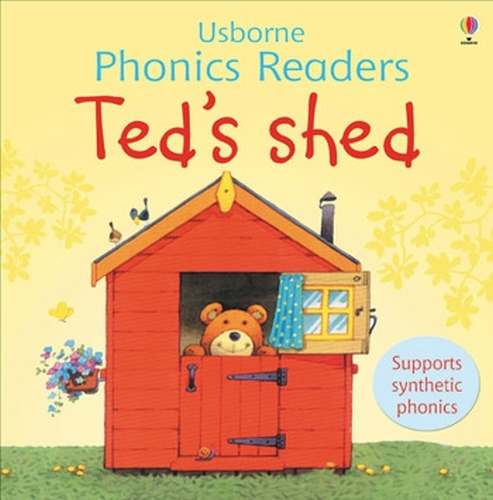 Ted's Shed Phonics Reader - Phonics Readers (Paperback)