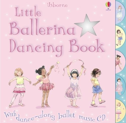 Little Ballerina Dancing - Books with Music (CD-Audio)
